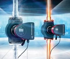 Обзор циркуляционных насосов для отопления Grundfos