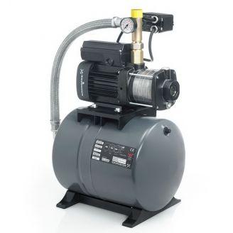Установка повышения давления Grundfos CMB 3-46 (бак 60 литров) (арт.97766985)
