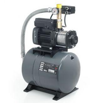 Установка повышения давления Grundfos CMB 3-37 (бак 24 литра) (арт.97766989)