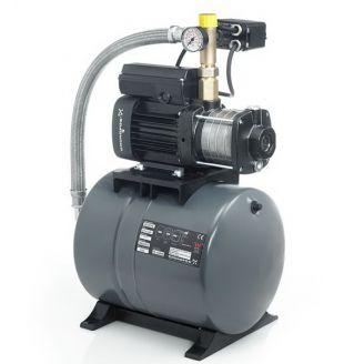 Установка повышения давления Grundfos CMB 3-37 (бак 60 литров) (арт.97767000)