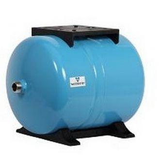 Гидроаккумулятор Waterstry SPTY 80H 10 bar90C BUTYL c полипропиленовым вкладышем (горизонтальный)