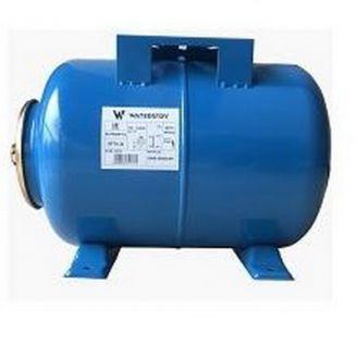 Гидроаккумулятор Waterstry SPTH 24, с непроходной бутиловой мембраной (горизонтальный)