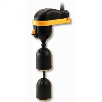 Вертикальный поплавок (реле уровня) Tecnoplastic Mouse с неопреновым кабелем 2 м двойного действия