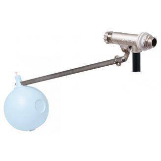 """Поплавковый клапан FARG 1 1/4"""" литая. латунь, седло нерж. сталь, штанга нерж. сталь длина 580 мм"""