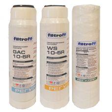 Картриджи для фильтра Filtroff RB-3 (комплект)