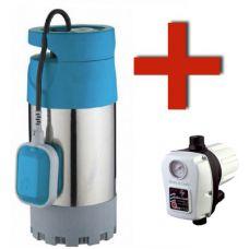 Комплект насос для колодца Waterstry WSN 1000D + Brio TANK