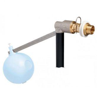 """Поплавковый клапан FARG GLOBUS 3/4"""" с системой быстрого подключения, штанга нерж.сталь, длина 350 мм"""