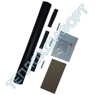Кабельная муфта термоусадочная Grundfos KM 3х1,5-6 мм
