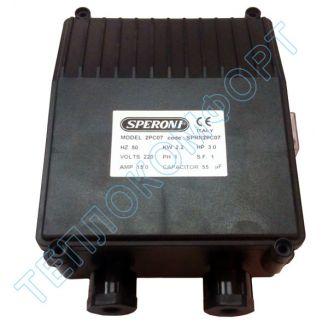 Пусковое устройство 1PC01 (1х220V, 0,37kW, 16Mf) для насосов Speroni