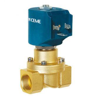 """Соленоидный электромагнитный клапан CEME 8414 нормально закрытый 1/2"""", AC ~ 220В"""
