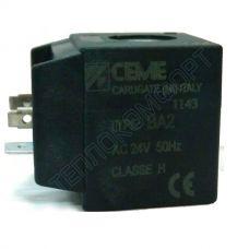 Катушка для клапана CEME н.з. AC ~ 24В 50Hz
