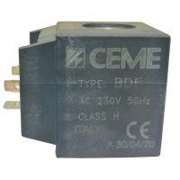 Катушка для клапана CEME н.з. AC ~ 220В 50Hz