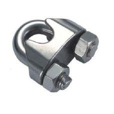 Зажимы для троса до 5 мм (нерж. сталь)