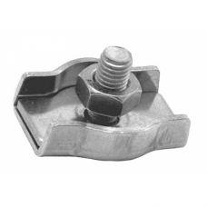 Зажимы для троса до 2 мм (нерж. сталь)